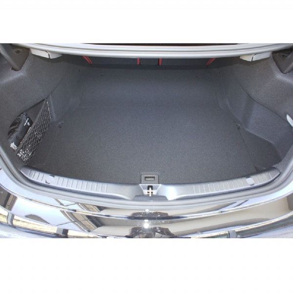 Mercedes C-Class Coupe 2016 - 2021 (W205)  Moulded Boot Mat image 2
