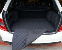Mercedes C Class Estate (2007 - 2014) Quilted Waterproof Boot Liner