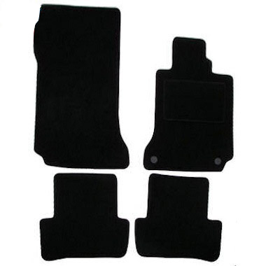 Mercedes C Class Estate 2007 - 2014 (S204) (MANUAL) Fitted Car Floor Mats product image
