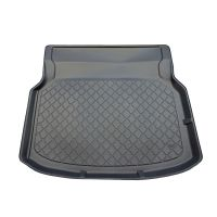 Mercedes C-Class (W204) (Apr 2007 - 2013) Moulded Boot Mat