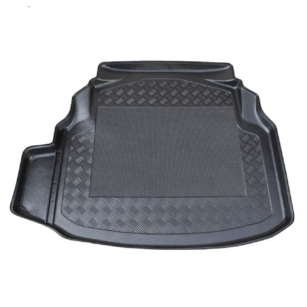 Mercedes C Class W204 Apr 2007 2013 Moulded Boot Mat From Simply Car Mats