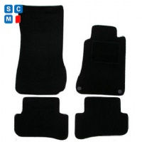 Mercedes C Class Saloon 2000 - 2007 (W203) (MANUAL & AUTO)  Car  Mats