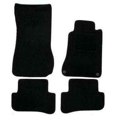 Mercedes C Class Saloon 2000 - 2007 (W203) (MANUAL & AUTO) Fitted Car Floor Mats product image
