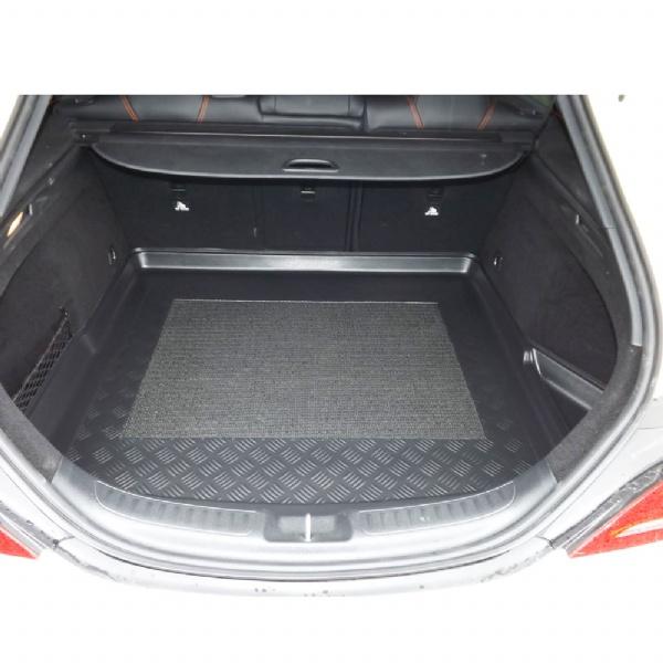 Mercedes CLA-Class (Shooting Brake) (Jan 2015 - 2019) Moulded Boot Mat image 2