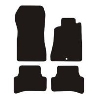 Mercedes CLK (C208/A208) 1996 - 2003 Fitted Car Floor Mats product image