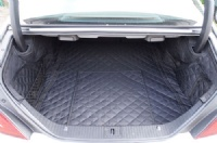 Mercedes CLS 2015 - 2018 Quilted Waterproof Boot Liner