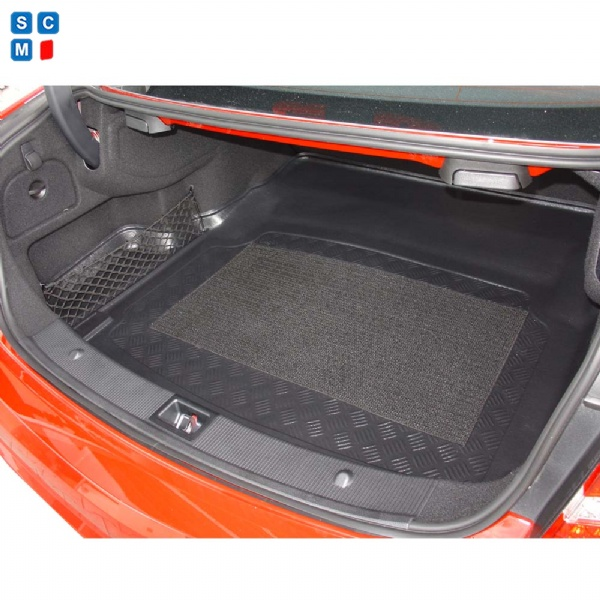 Mercedes E-Class Coupe 2009 - 2017 (C207) Moulded Boot Mat image 2