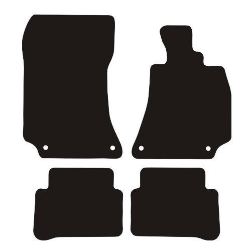 Mercedes E Class Saloon 2009 - 2016 (W212) Fitted Car Floor Mats product image