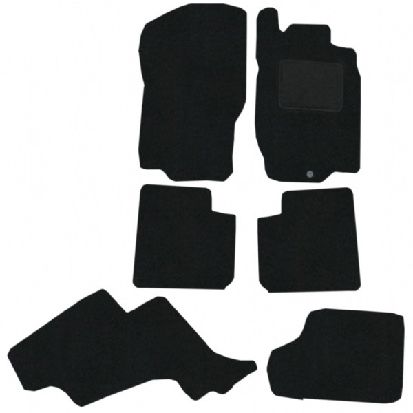 Mercedes GL 2009 - 2012 Fitted Car Floor Mats product image