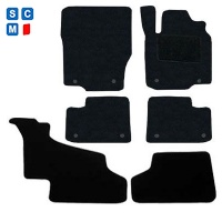 Mercedes GL 2013 Onwards Fitted Car Floor Mats product image
