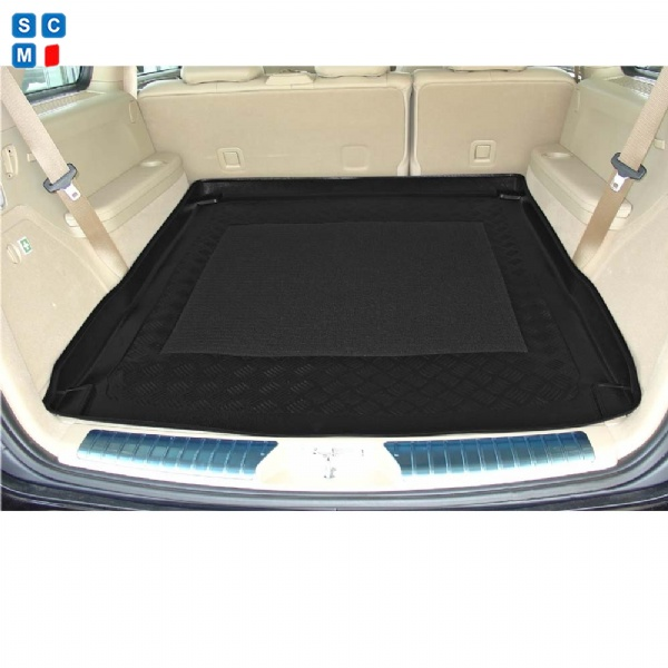 Mercedes GLC-Class (X253) (Sep 2015 onwards) Moulded Boot Mat image 2