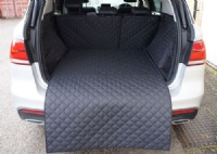 Mercedes GLE (2015 - 2018) Quilted Waterproof Boot Liner