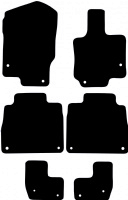 Mercedes GLS 2020 - Onwards Fitted Car Floor Mats product image