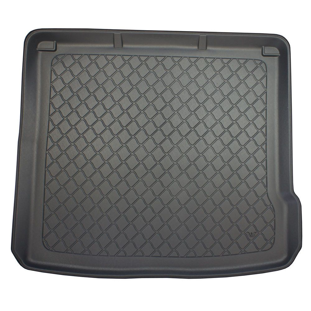 Mercedes M-Class 2011 - 2015 (W166) Moulded Boot Mat product image