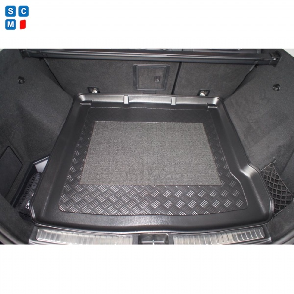Mercedes M-Class 2011 - 2015 (W166) Moulded Boot Mat image 2
