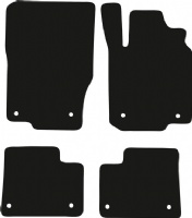 Mercedes ML 2012 - Onwards (W166) Fitted Car Floor Mats product image
