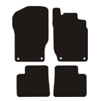 Mercedes ML 2005 - 2011 (W164)  Car  Mats