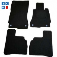Mercedes S Class W221 (LWB) 2006 - 2013 Fitted Car Floor Mats product image