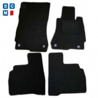 Mercedes S Class Saloon 2006 - 2013 (W221)(SWB) Fitted Car Floor Mats product image