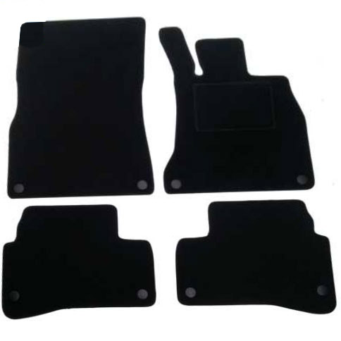Mercedes S Class Saloon 2013 - Onwards (W222)(SWB) Fitted Car Floor Mats product image