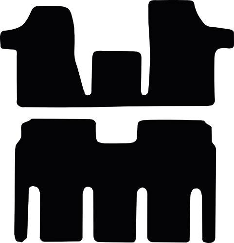 Mercedes Vito DUALINER 2003  -2014 (One Piece Driver Mat) Car Floor Mats product image