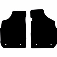 MGF (2007 - 2011) Fitted Car Floor Mats product image