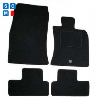 Mini Convertible (2009 - 2016) (R57) (One Locator) Fitted Floor Mats product image