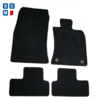 Mini Convertible (2009 - 2016) (R57) (Twin Locator) Fitted Floor Mats product image