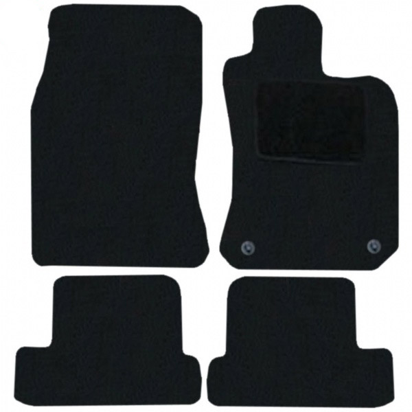 Mini Convertible (2004 - 2009) (R52) (Twin Locator) Fitted Floor Mats product image