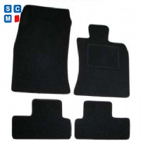 Mini Convertible (2009 - 2016) (R57) (2x Velcro) Fitted Floor Mats product image
