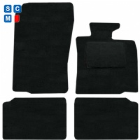 Mini Countryman (2011 - 2017) (R60) (2x Velcro) Fitted Floor Mats product image