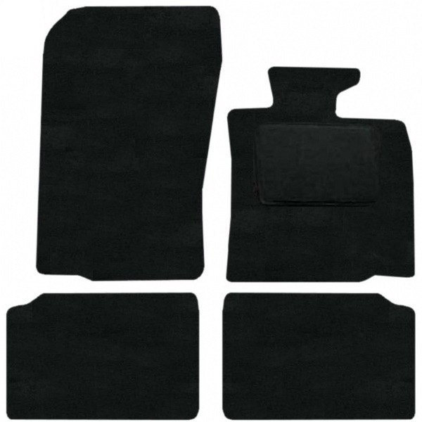 Mini Countryman (2011 - 2017) (R60) (4x Velcro) Fitted Floor Mats product image