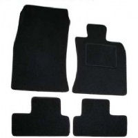 Mini Hatch (2006 - 2014) R56 (4x Velcro Fixing) Fitted Floor Mats product image