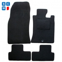Mini Hatch (2001 - 2006) R50 (1 Locator) Fitted Floor Mats product image