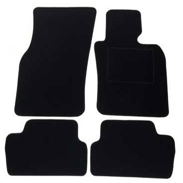 Mini Hatch (2014 Onwards) F55 (5 Door) (4x Velcro) Fitted Car Floor Mats product image