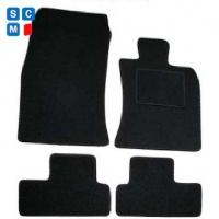 Mini Hatch (2006 - 2014) R56 (2x Velcro Fixing) Fitted Floor Mats product image