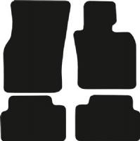Mini Hatch (2014 Onwards) F55 (5 Door) (2x Velcro) Fitted Car Floor Mats product image