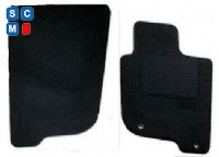 Mitsubishi L200 SNGL Cab (Staggered Locators) 2006 - 2015 Fitted Car Floor Mats product image