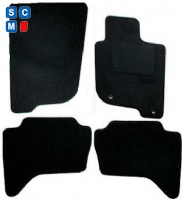 Mitsubishi L200 (Staggered Locators) 2006 - 2015  Car  Mats