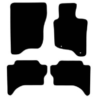 Mitsubishi L200 2015 - Onwards Car  Mats