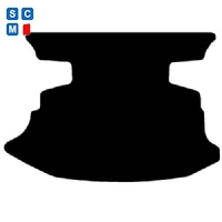 Nissan 350Z (2003 - 2010) Fitted Boot Mat  product image