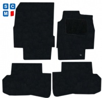 Nissan Cube Fitted Car Floor Mats product image