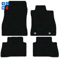 Nissan Juke 2011 - 2019 Fitted Car Floor Mats product image