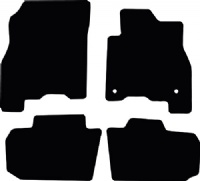 Nissan Leaf (2018 onwards) (Mk3) Fitted Floor Mats product image