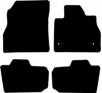 Nissan Leaf (2011 - 2013) (Mk1) Fitted Floor Mats product image