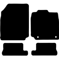 Nissan Micra CC (2005 - 2009) 2-locator Fitted Car Floor Mats product image