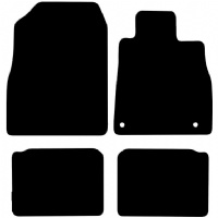 Nissan Micra (2017 onwards) Fitted Floor Mats product image