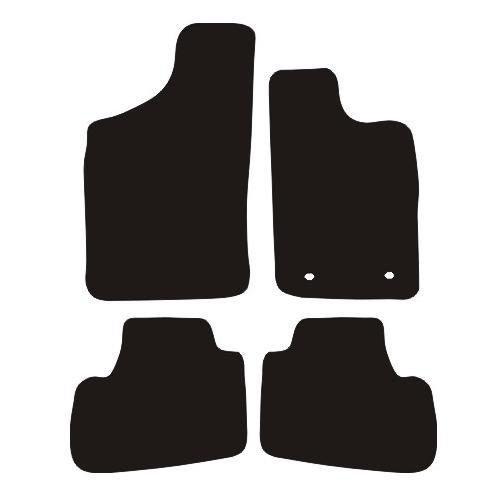 Nissan Navara 1997 - 2006 (D22) Fitted Floor Mats product image