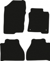 Nissan Navara 2014 onwards (D23) Fitted Floor Mats product image