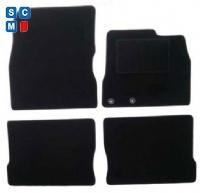 Nissan Note 2013 Onwards Fitted Car Floor Mats product image